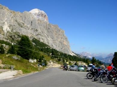 motorradtour